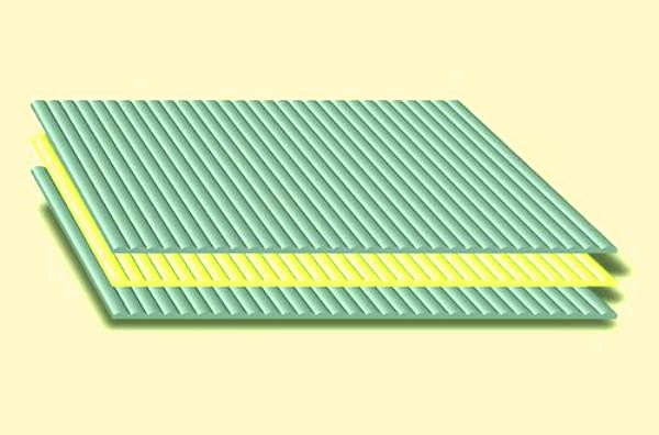 Подложка полистирол XPS 5 мм / 0,72 м2