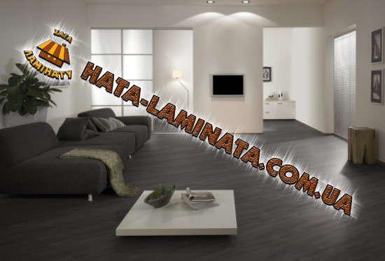 Ламинат венге и другие виды черного ламината в интерьерах
