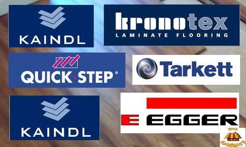 Ламинат долговечный 32 класса производителей Tarkett, Egger, Wineo, Kronotex.
