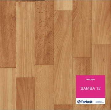 Линолеум Tarkett Super S SAMBA 12