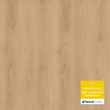 Ламинат Tarkett Essentials 832 Дуб 1-полосный Ориджинал