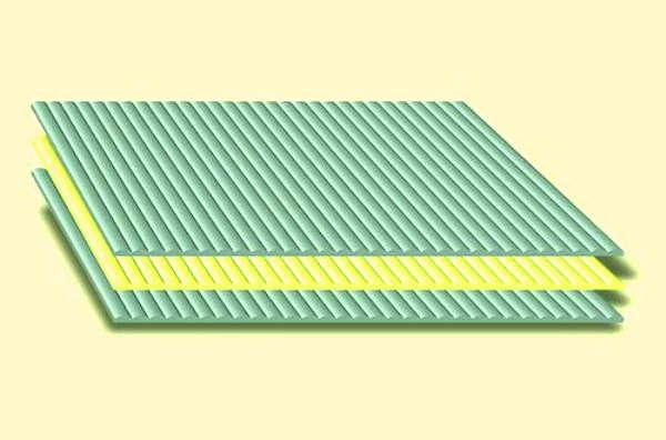 Подложка полистирол XPS 2 мм / 0,72 м2