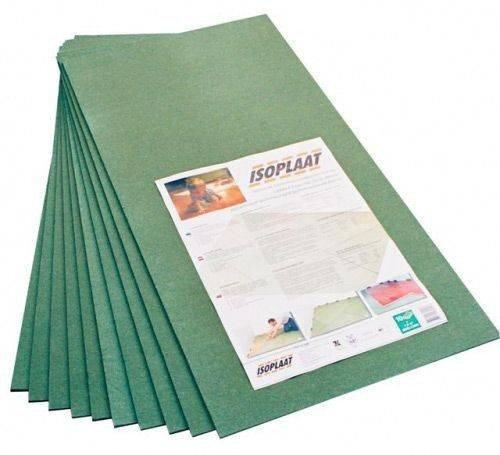 Ветрозащитная плита  Isoplaat пропарафиненная толщина 18 мм